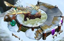 Shovelhelm Valka Titan
