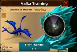 Skypiercer Valka First Chance