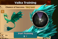 Lake Skater Valka First Chance