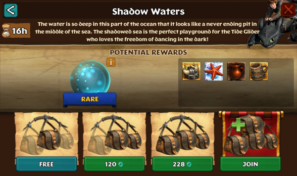 Shadow Waters
