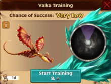 Fireworm Queen Valka First Chance