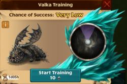 Tormentor Valka First Chance