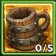 G Gold Mug