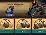 Armor Wing Island
