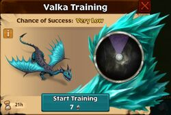 Floeshot Valka First Chance