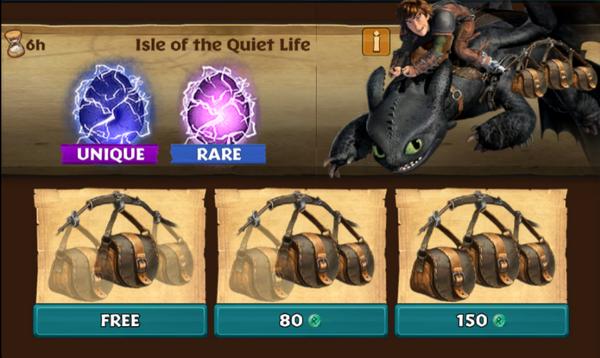 Isle of the Quiet Life (Dagur's Skrill) 04