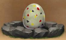 Slitherwing Egg