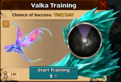 Ruffnut's Trancemare Valka First Chance