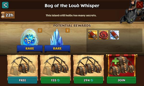 Bog of the Loud Whisper