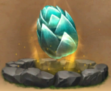 Jade-Blade Egg
