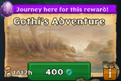Astrid's Journey Gothi's Adventure