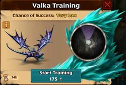 Dagur's Skrill Lv3 First Chance