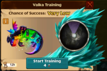 Colorcrunch Valka First Chance