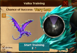 Flightmare Valka First Chance