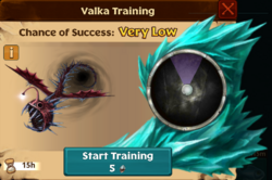 Gravedigger Valka First Chance