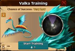 Icecutter Valka First Chance