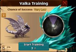 Lashbane Valka First Chance
