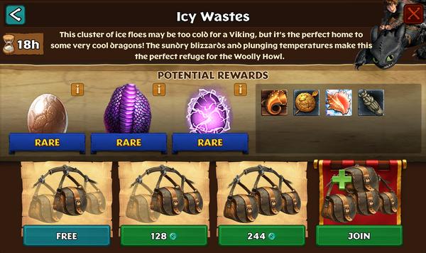 Icy Wastes