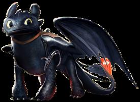 Toothless - NBG