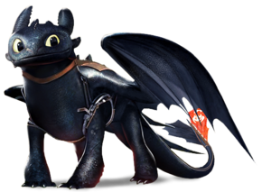 Toothless - NBG