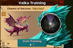 Snifflestone Valka First Chance