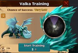 Sparklestank Valka First Chance