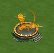 Skrill Statue Lv 3