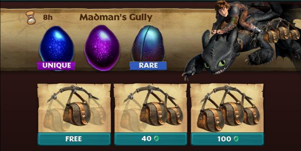 Madman's Gully