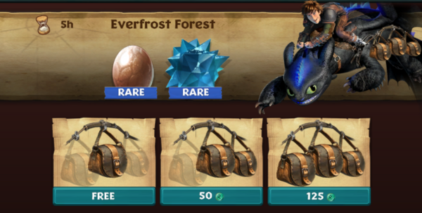 Everfrost Forest