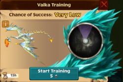 Gleamer Valka First Chance
