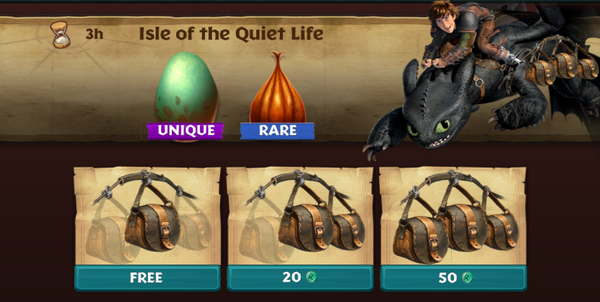 Isle of the Quiet Life (Sharpshot)