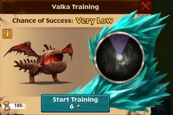 Magmadon Valka First Chance