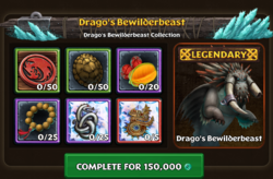 Drago's Bewilderbeast Collection