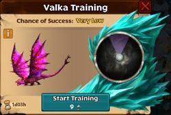 Sweet Wraith Valka First Chance