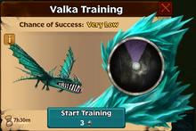 Bing Valka First Chance