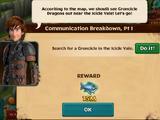 Communication Breakdown, Pt I