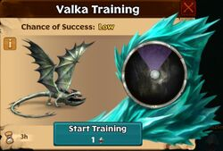 Smogger Valka First Chance