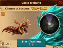 Thunderpede Valka First Chance