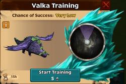 Big Snuff Valka First Chance