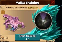 Slimeball Valka First Chance