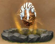 Steam-spewer Egg