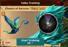 Bonecrusher's Conquest Valka First Chance