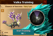 Clawlifter Valka First Chance