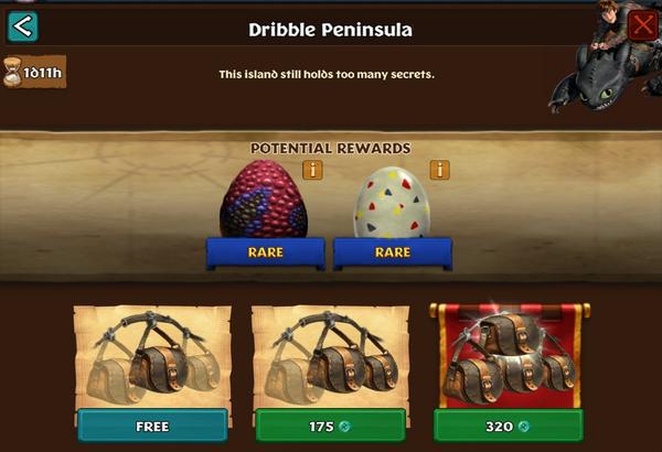 Dribble Peninsula