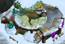 Battle Snafflefang Valka Titan
