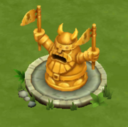 Quick Claws Statue Lv 1