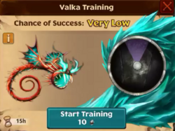 Tuffnut's Death Valka First Chance
