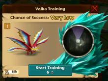 Wonderclap Valka First Chance