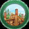 Achievement Wood Stack