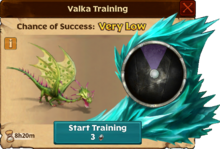 Thornridge Valka First Chance